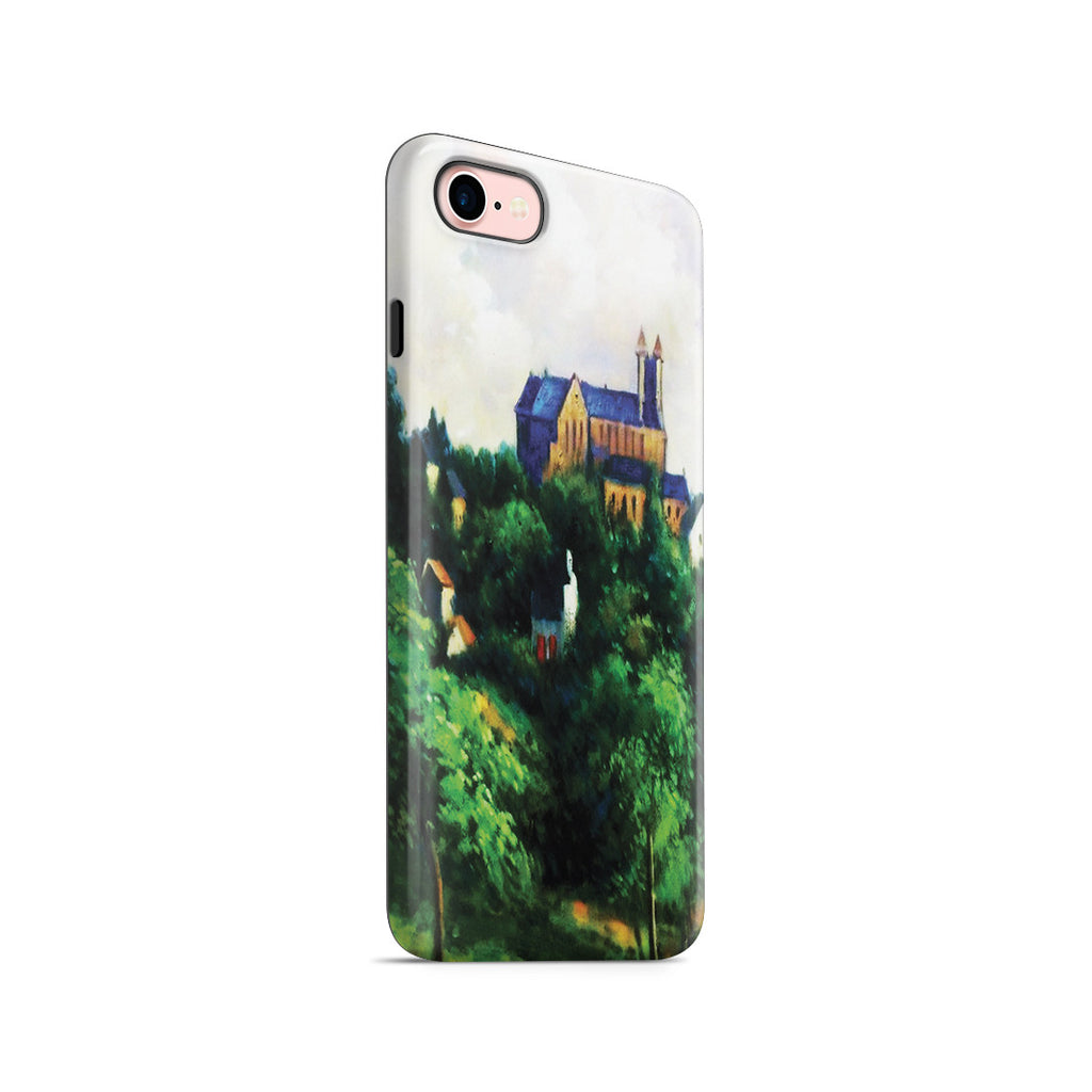 iPhone 7 Adventure Case - Notre Dame des Agnes, 1884 by Paul Gauguin