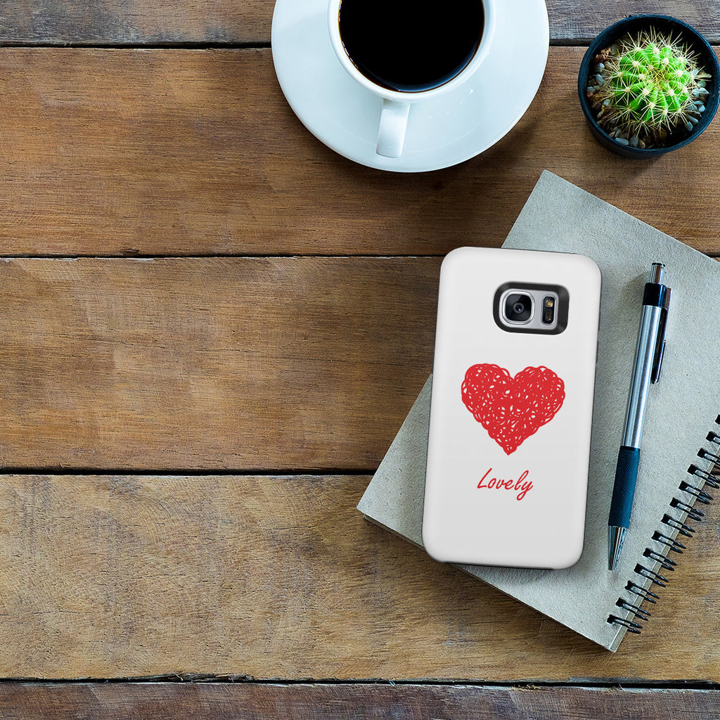 Galaxy S7 Adventure Case - Complicated Love