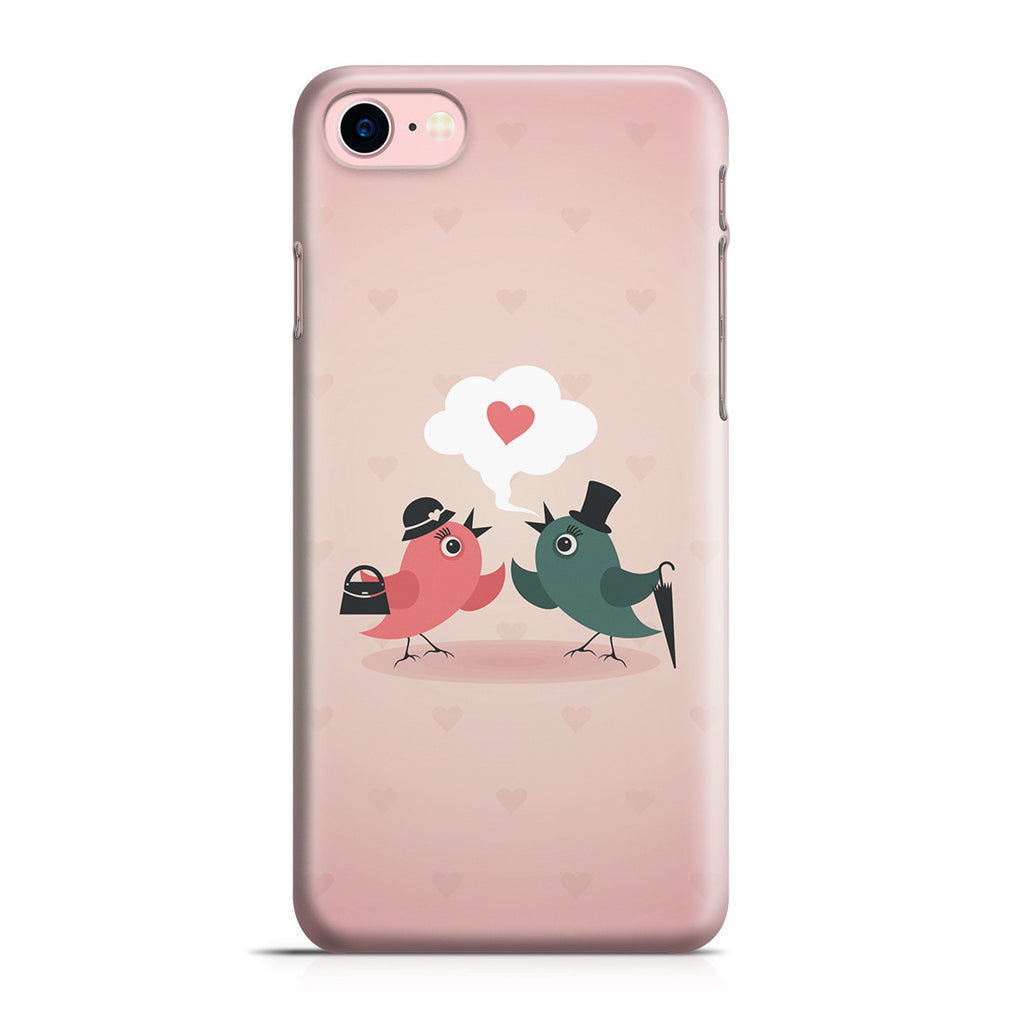 iPhone 6 | 6s Plus Case - Without Love We are Birds with Broken Wings