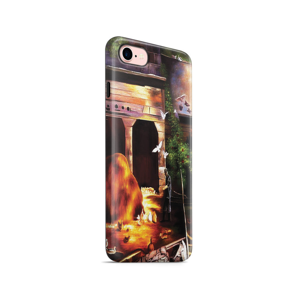 iPhone 6 | 6s Plus Adventure Case - Old Farmyard, Toodleums by George Wesley Bellows