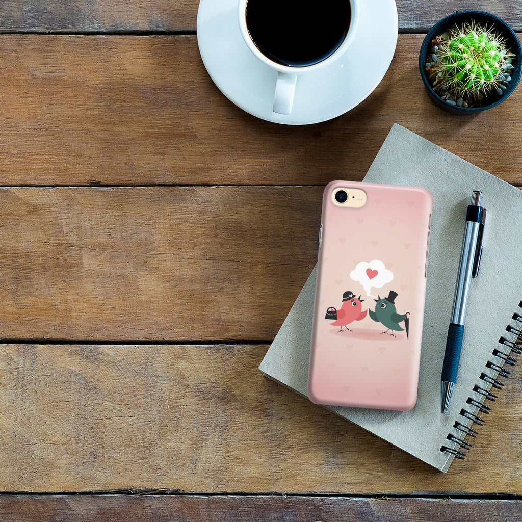 iPhone 7 Case - Without Love We are Birds with Broken Wings