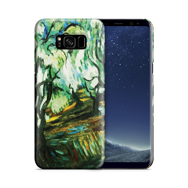 Galaxy S8 Plus Case - Olive Tree by Vincent Van Gogh