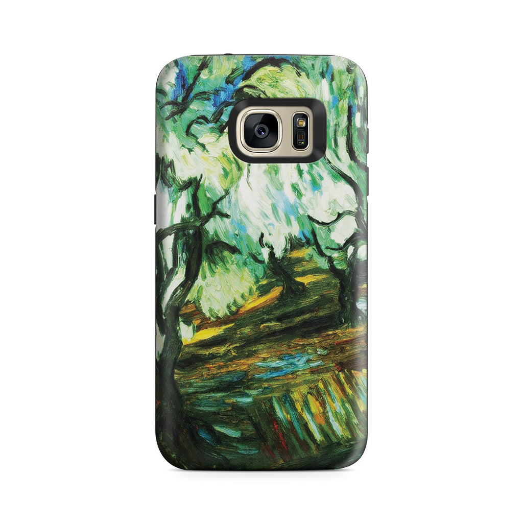 Galaxy S7 Adventure Case - Olive Tree by Vincent Van Gogh