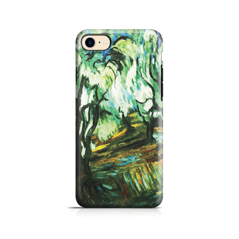 iPhone 7 Adventure Case - Olive Tree by Vincent Van Gogh