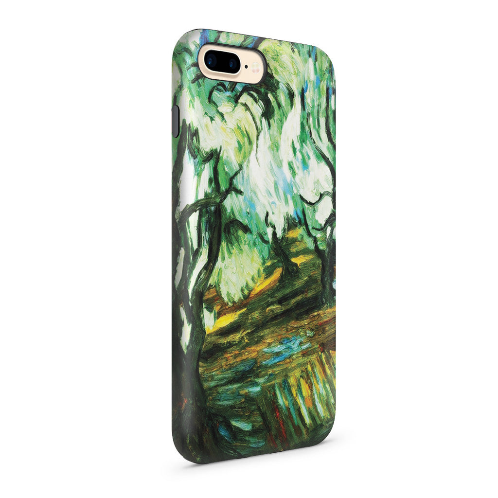 iPhone 7 Plus Adventure Case - Olive Tree by Vincent Van Gogh
