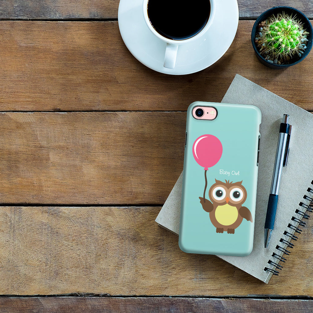 iPhone 6 | 6s Adventure Case - Baby Owl