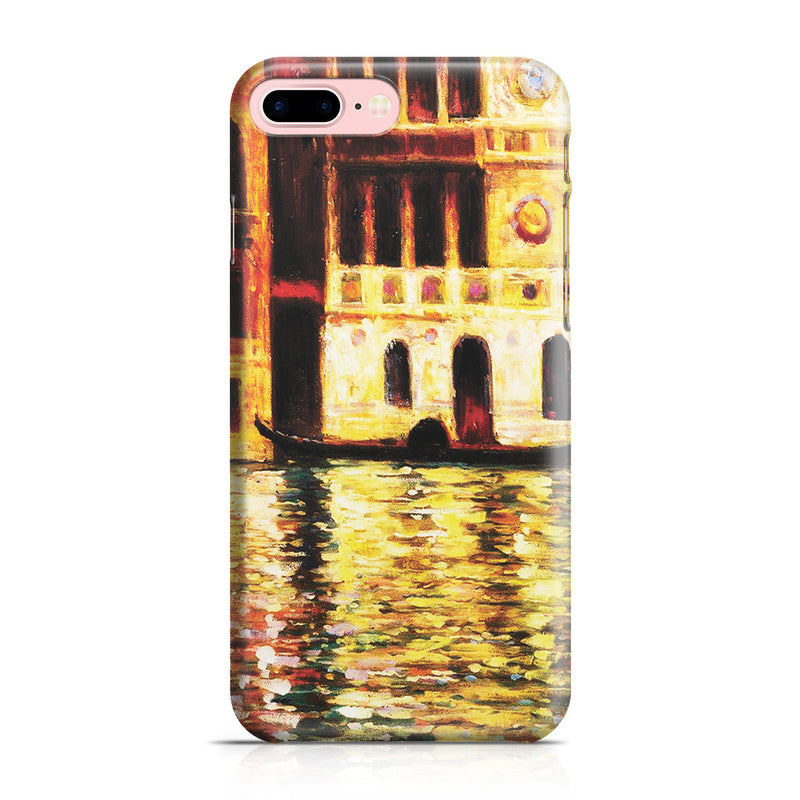 iPhone 7 Plus Case - Palazzo Dario by Claude Monet