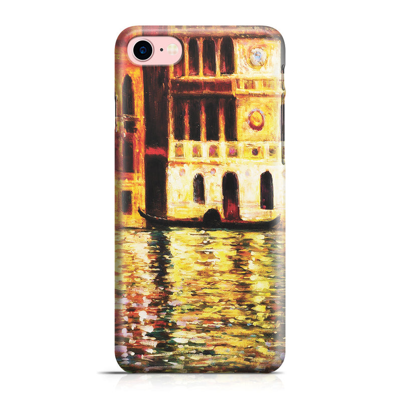 iPhone 7 Case - Palazzo Dario by Claude Monet