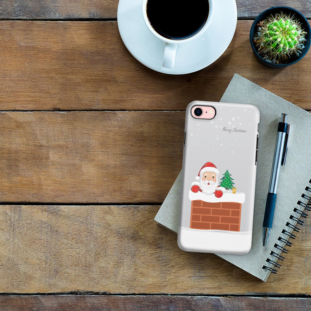 iPhone 6 | 6s Adventure Case - Sneaky Santa