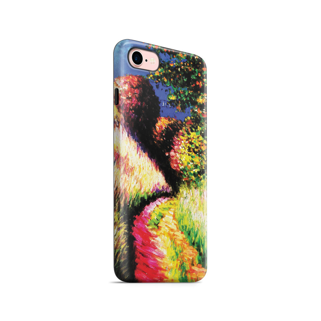 iPhone 6 | 6s Plus Adventure Case - Path at Pourville by Claude Monet