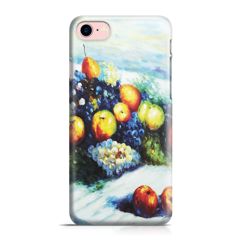 iPhone 7 Case - Pears and Grapes by Claude Monet