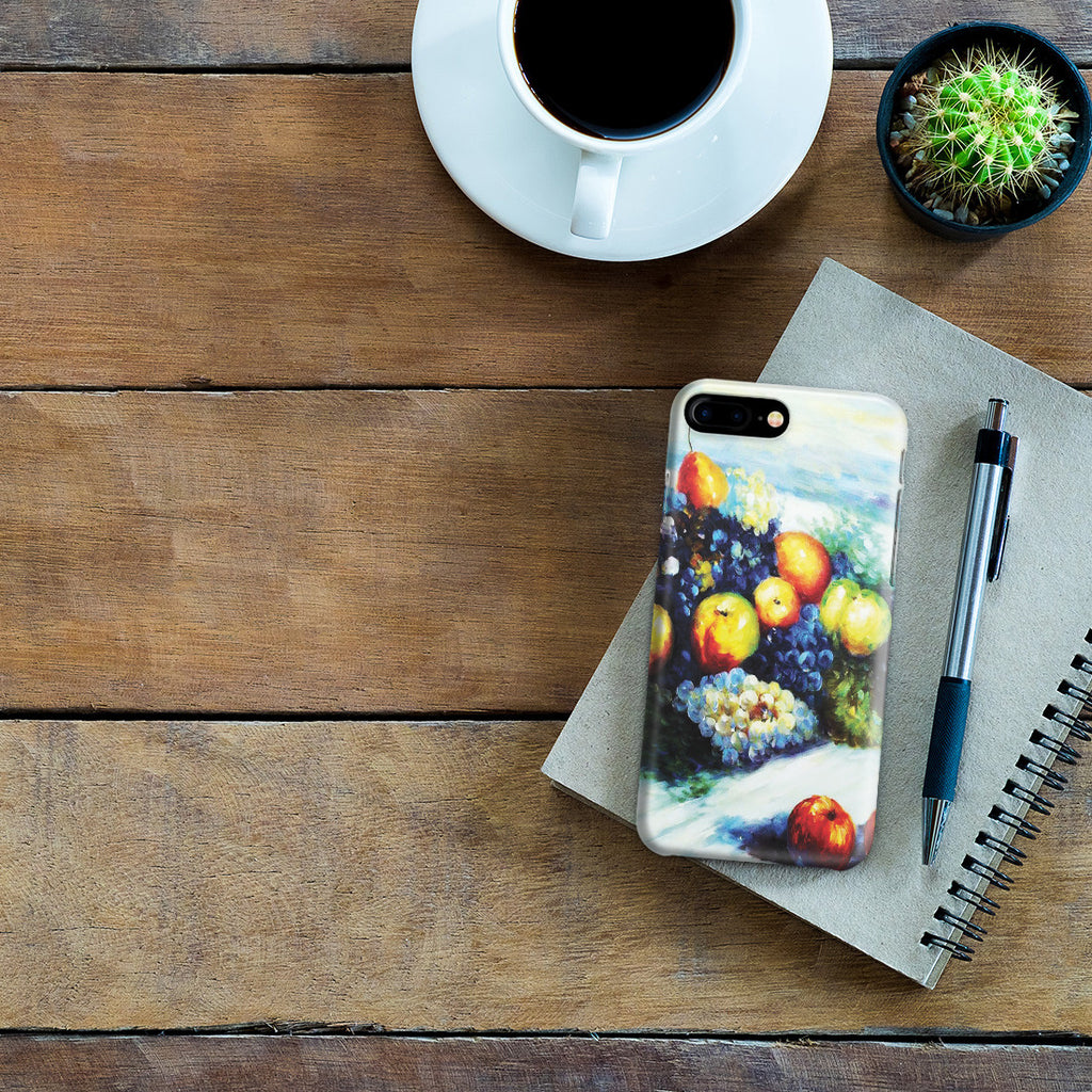 iPhone 7 Plus Case - Pears and Grapes by Claude Monet