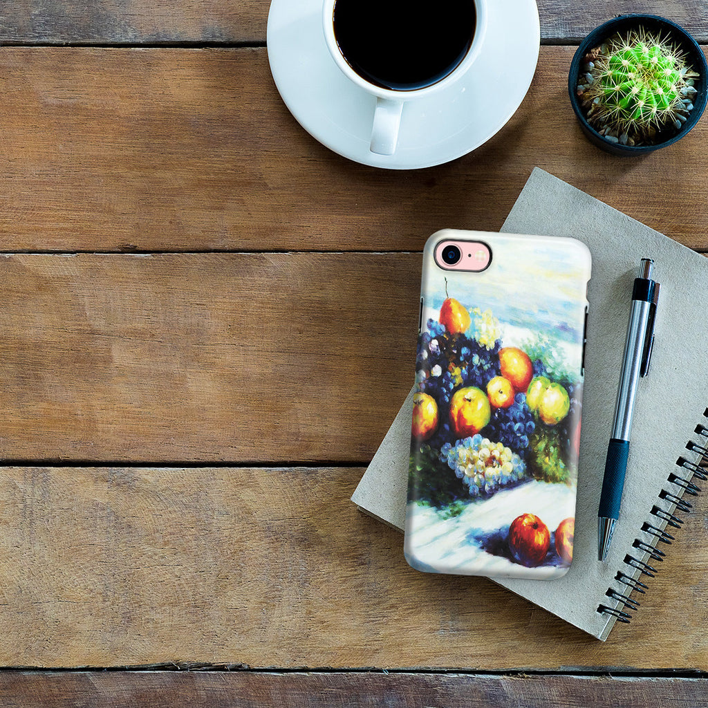 iPhone 6 | 6s Adventure Case - Pears and Grapes by Claude Monet
