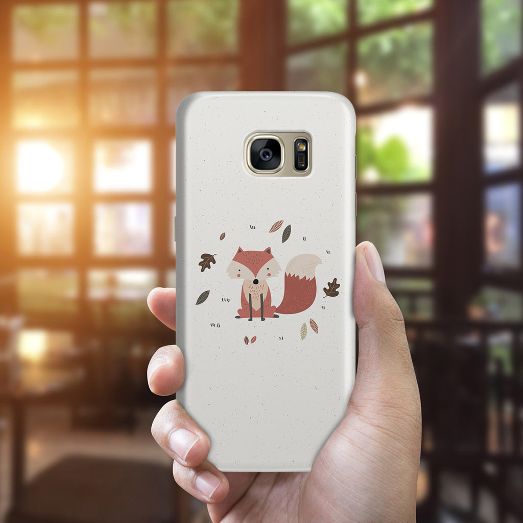 Galaxy S7 Edge Case - Fox Alone