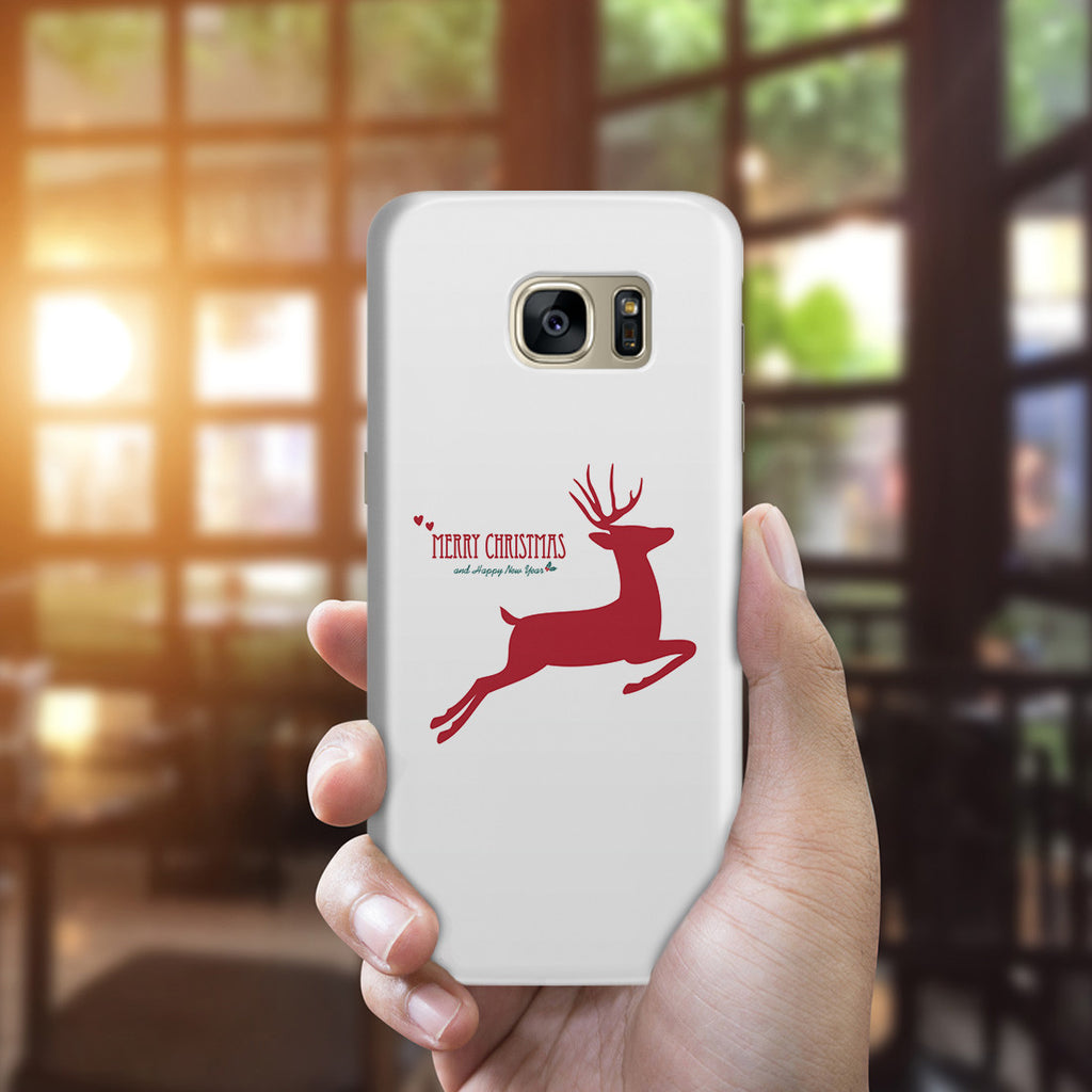 Galaxy S7 Edge Case - Yuletide