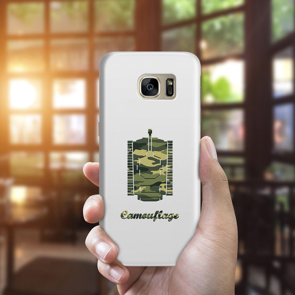 Galaxy S7 Edge Case - Tanker