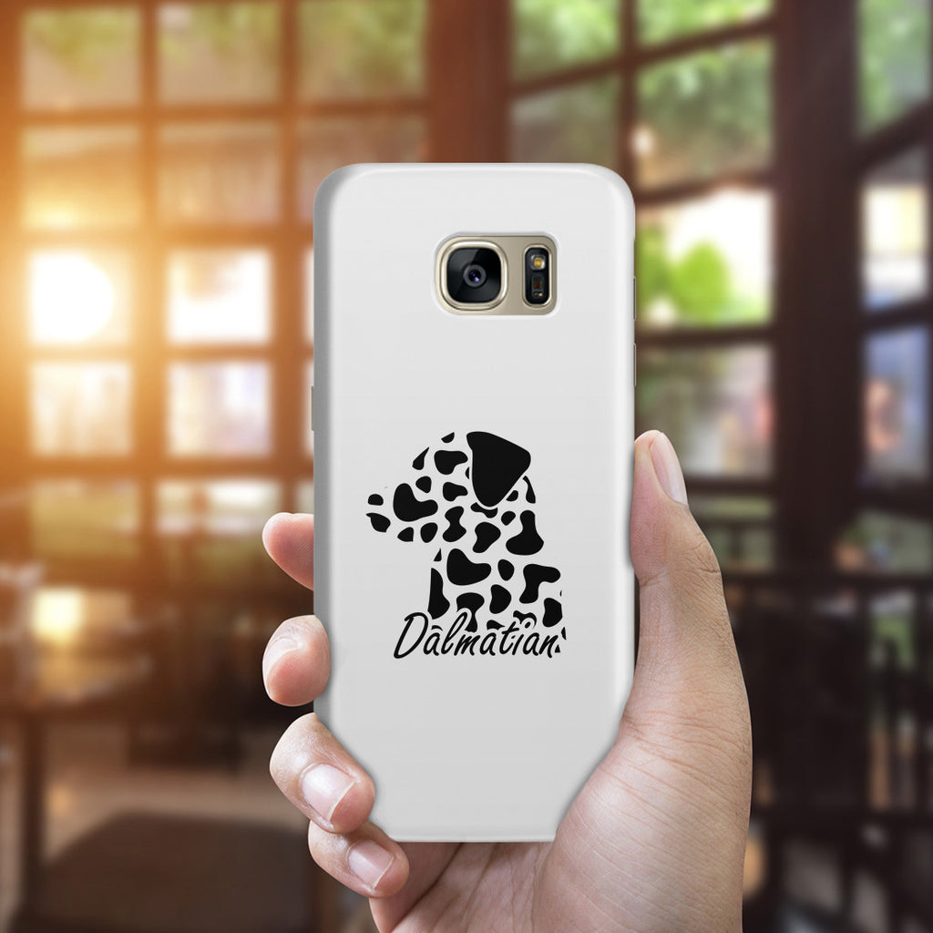 Galaxy S7 Edge Case - Dalmatian