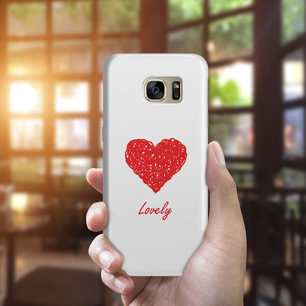 Galaxy S7 Edge Case - Complicated Love