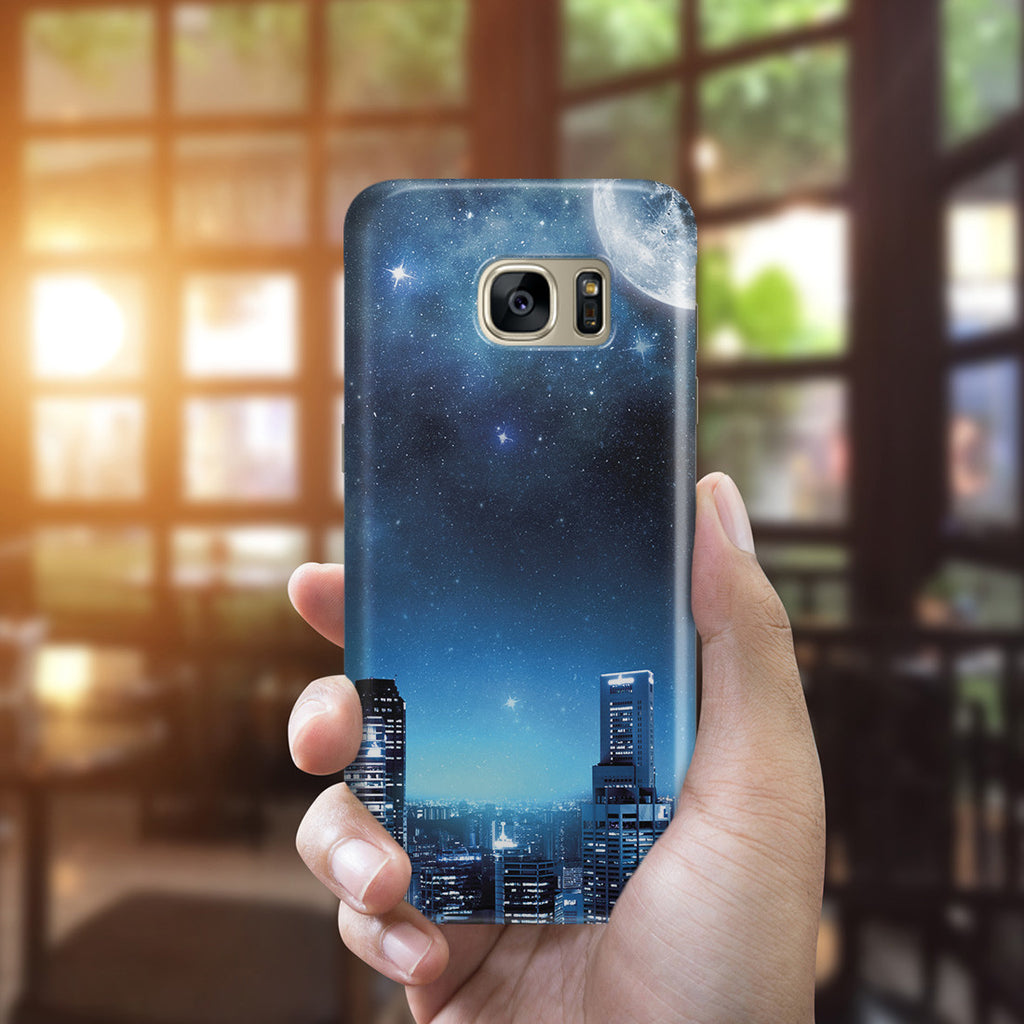 Galaxy S7 Edge Case - Night Sky