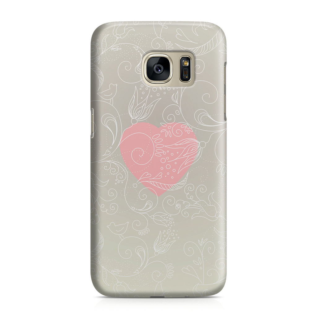 Galaxy S7 Case - Secret Garden