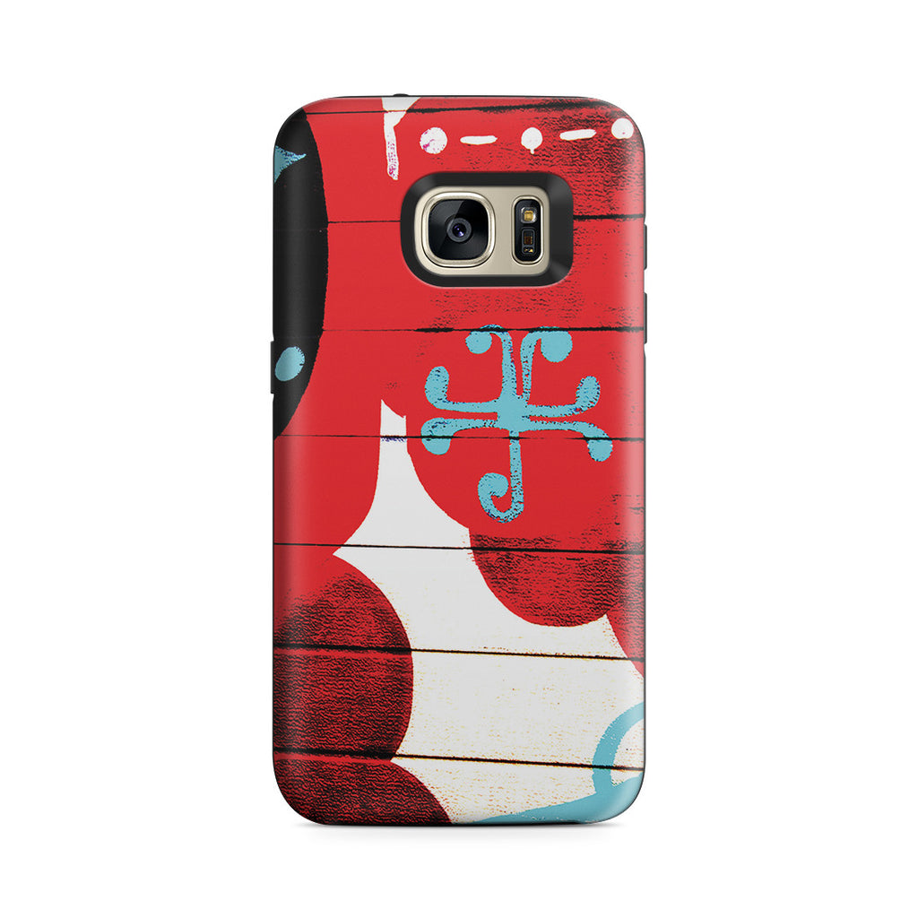 Galaxy S7 Adventure Case - Secret Glyph