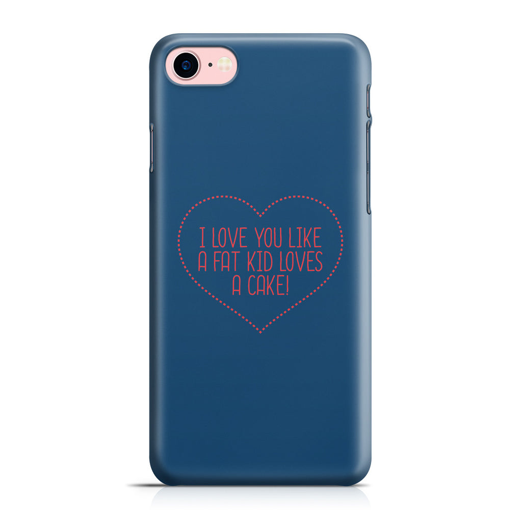 iPhone 6 | 6s Plus Case - I Love You This Much