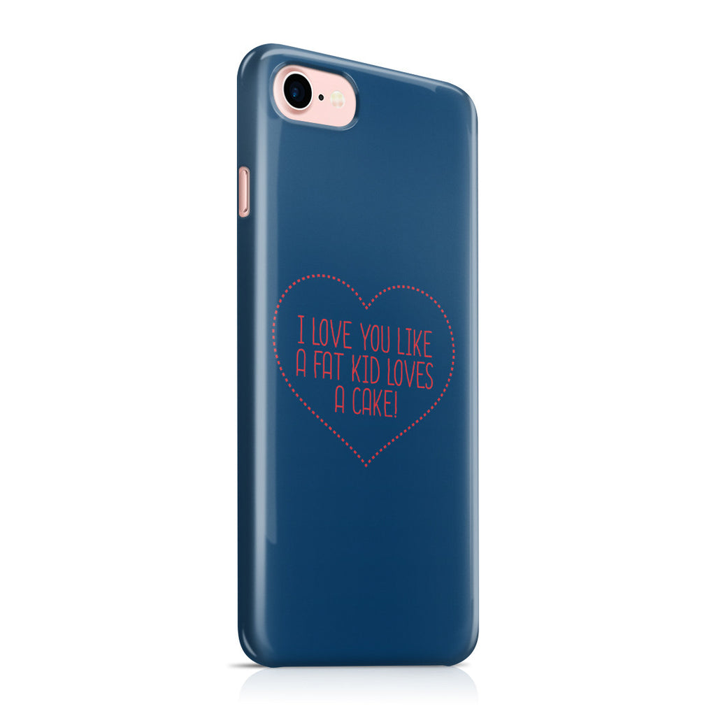 iPhone 7 Case - I Love You This Much
