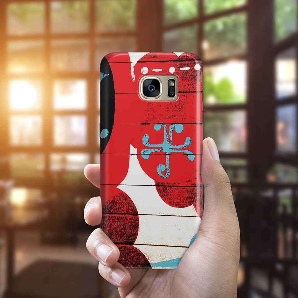 Galaxy S7 Edge  Case - Secret Glyph