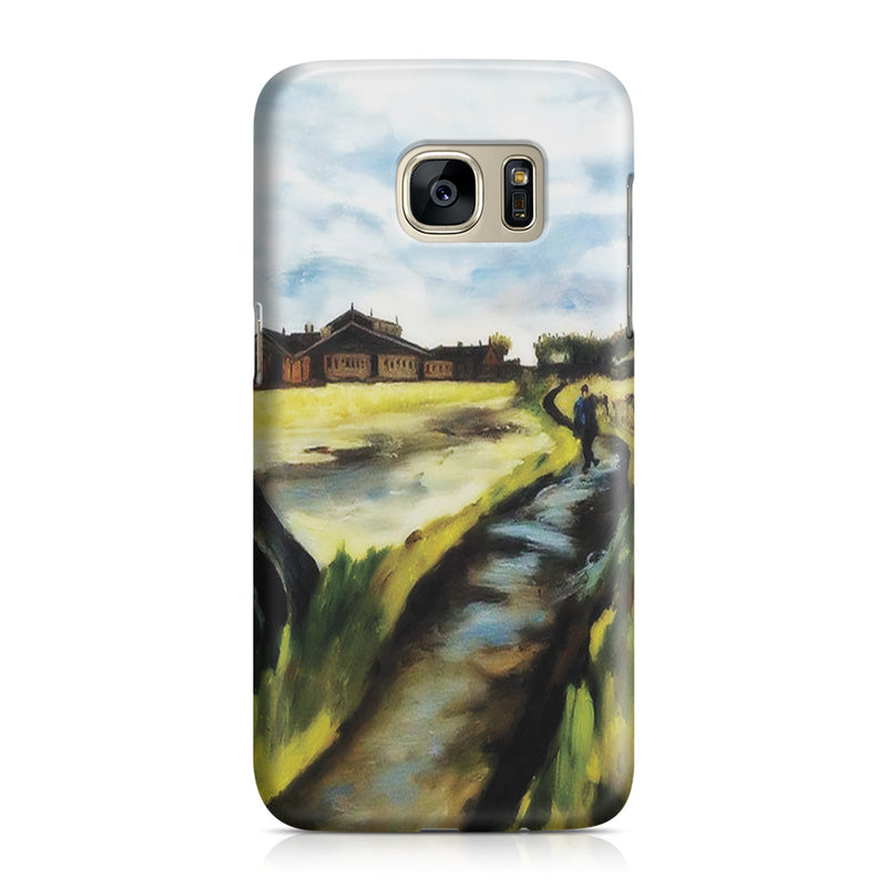 Galaxy S7 Case - Pollard Willow by Vincent Van Gogh