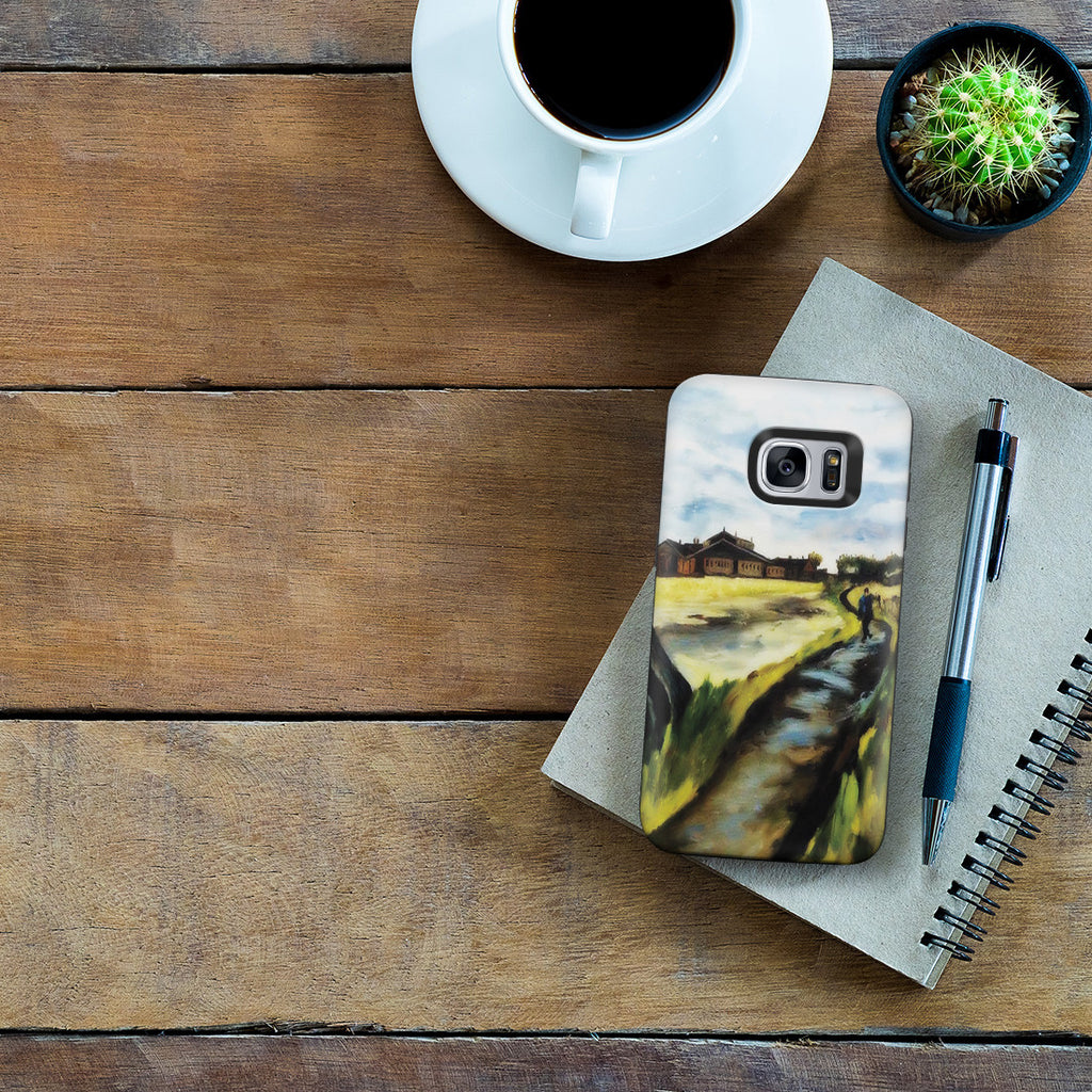 Galaxy S7 Adventure Case - Pollard Willow by Vincent Van Gogh