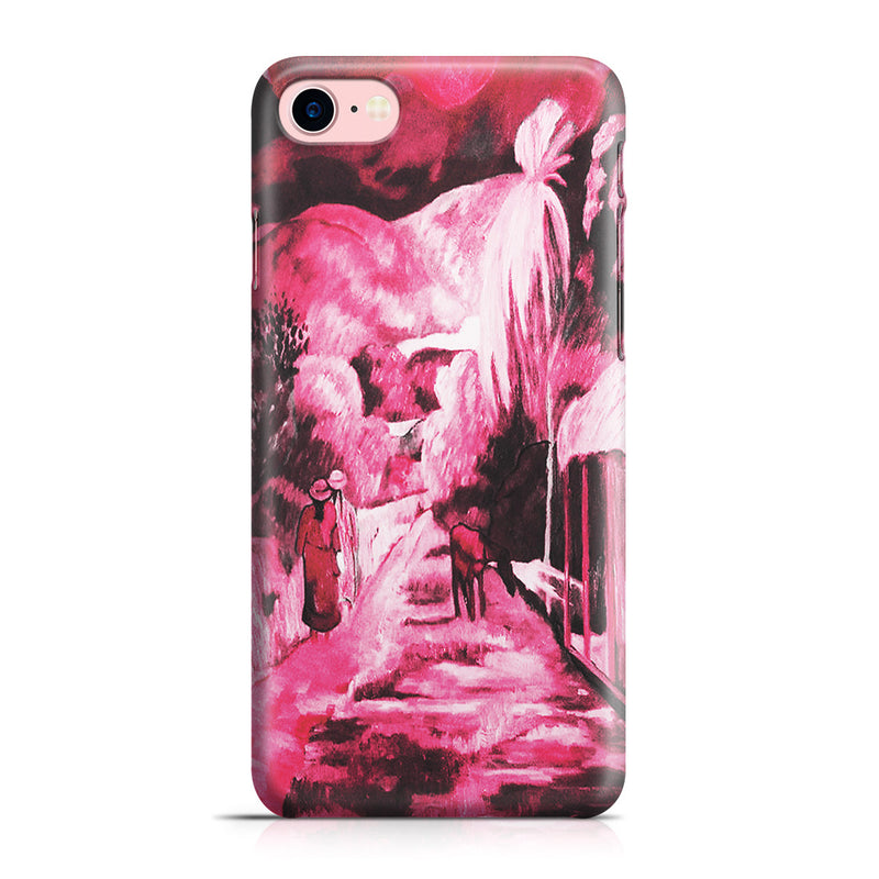 iPhone 7 Case - Road in Tahiti, 1891 by Paul Gauguin