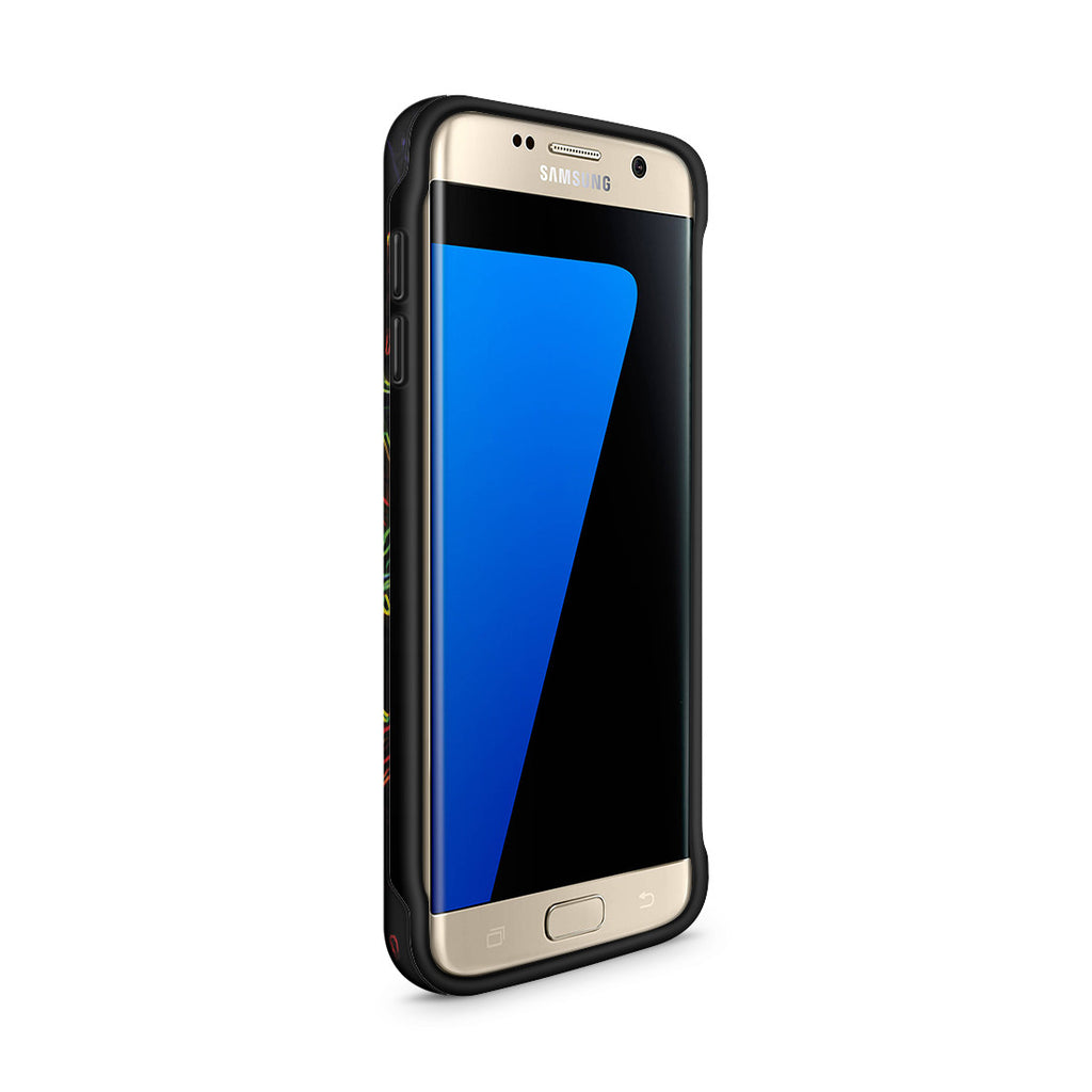 Galaxy S7 Edge Adventure Case - Bike Shop