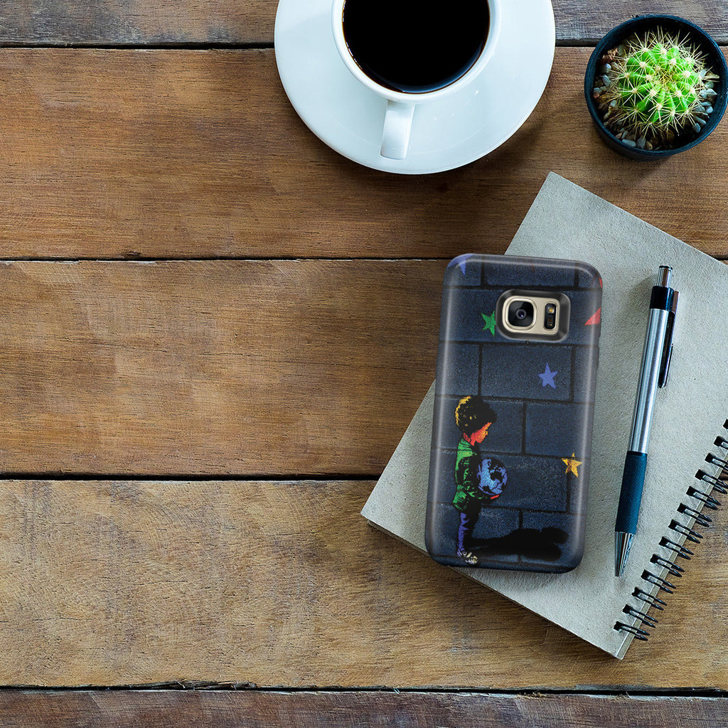 Galaxy S7 Edge Adventure Case - The Beautiful Game