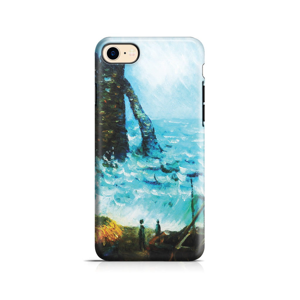 iPhone 6 | 6s Adventure Case - Rough Sea at Etretat by Claude Monet