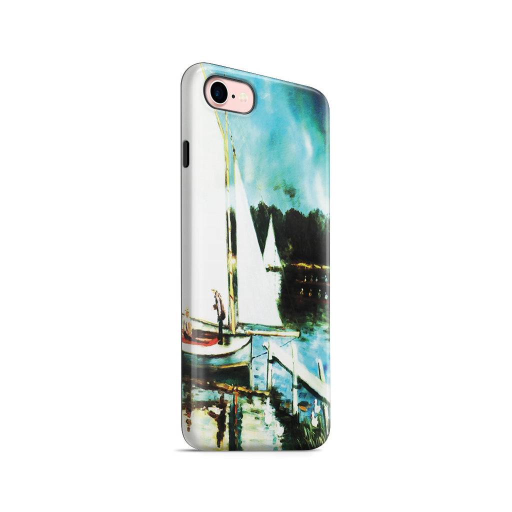 iPhone 6 | 6s Adventure Case - Sailing at Argenteuil by Claude Monet