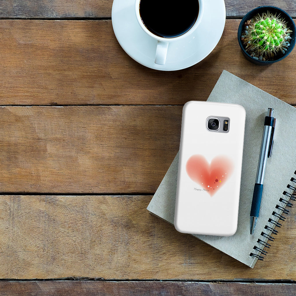 Galaxy S7 Edge Case - Love Story
