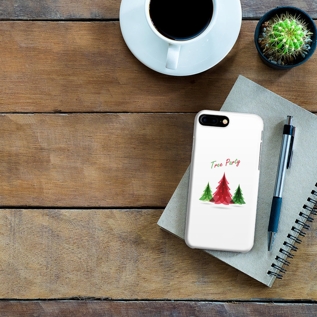iPhone 7 Plus Case - Tree Festival