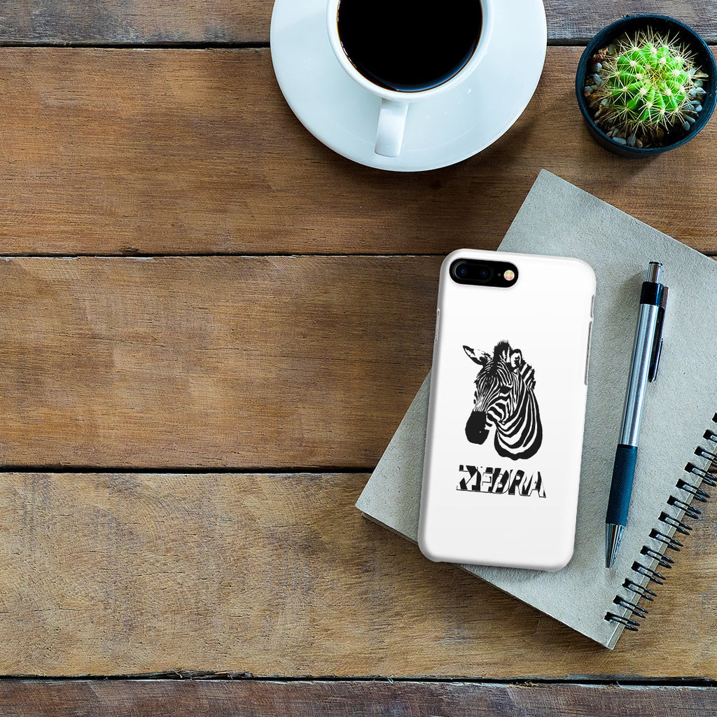 iPhone 7 Plus Case - Zebra