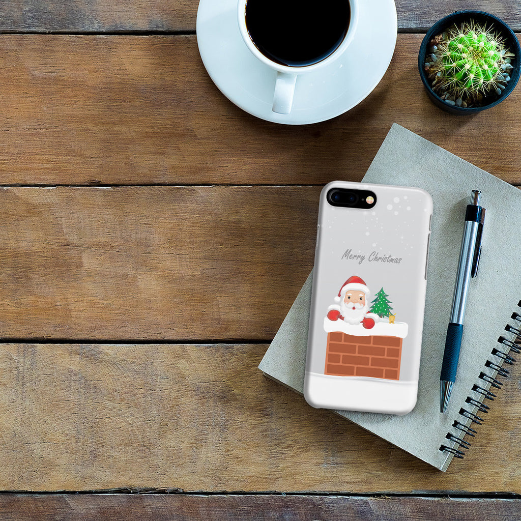 iPhone 7 Plus Case - Sneaky Santa