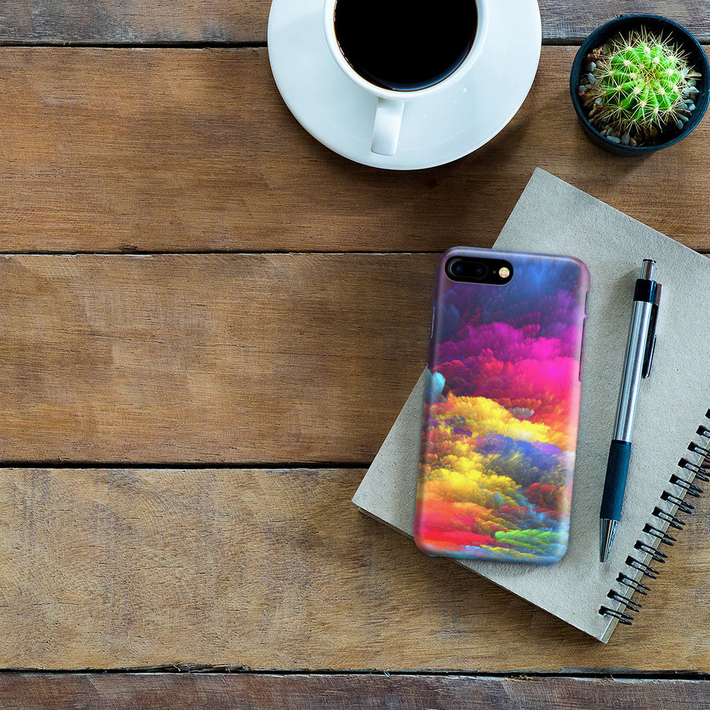 iPhone 7 Plus Case - Rainbow Sky