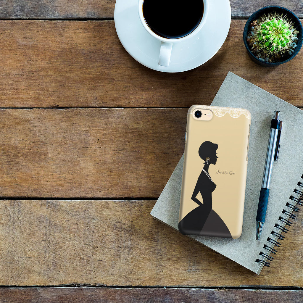 iPhone 6 | 6s Case - Gold Silhouette