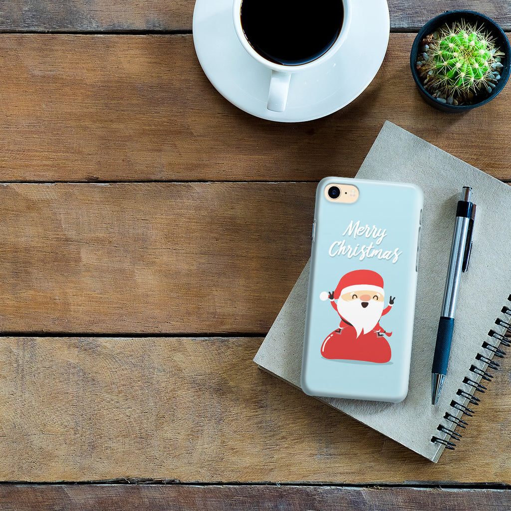 iPhone 7 Case - Happy Santa
