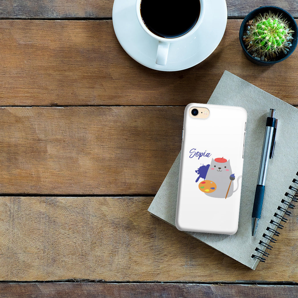 iPhone 6 | 6s Plus Case - Cat Artist