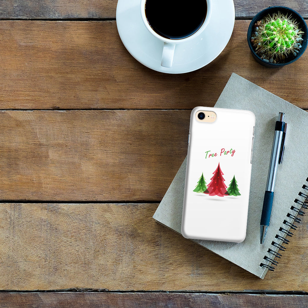 iPhone 7 Case - Tree Festival