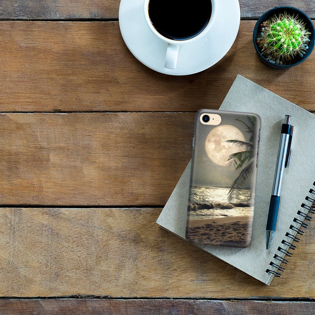 iPhone 7 Case - Super Moon