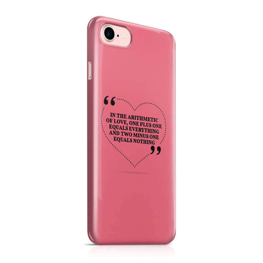 iPhone 7 Case - Us Against the World