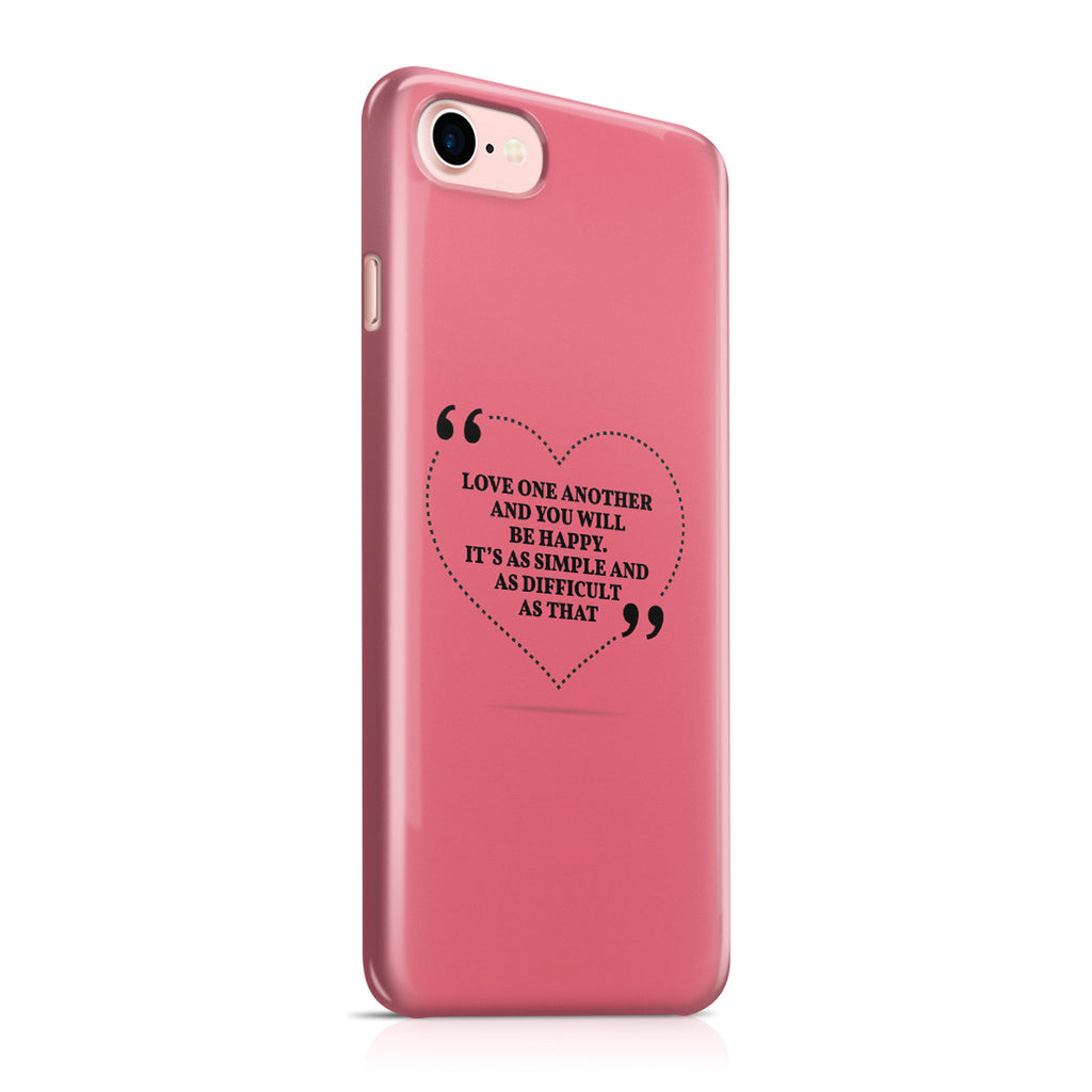 iPhone 7 Case - Love is the Answer