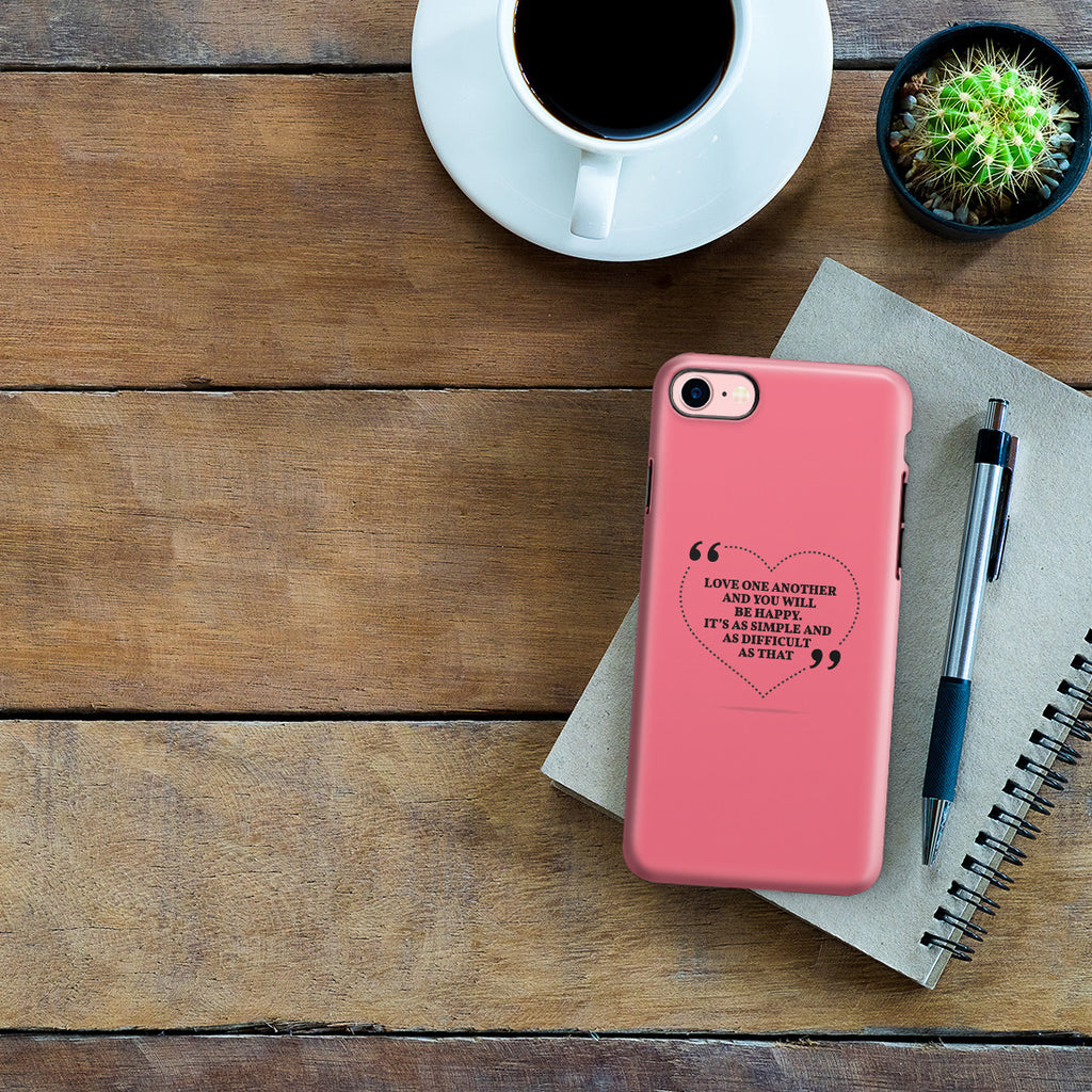 iPhone 7 Adventure Case - Love is the Answer