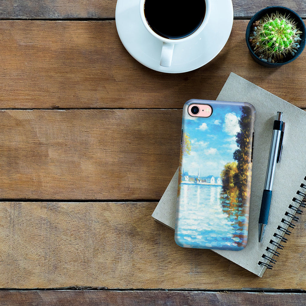 iPhone 6 | 6s Adventure Case - Autumn at Argenteuil by Claude Monet