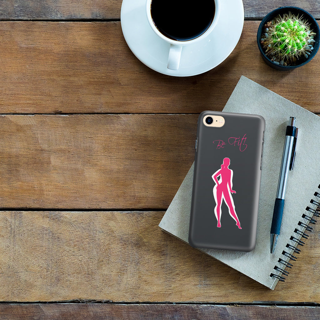 iPhone 7 Case - Be Fit